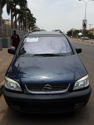 Opel Zafira 2004 1.8 Blue | Cars for sale in Abuja (FCT) State, Karu
