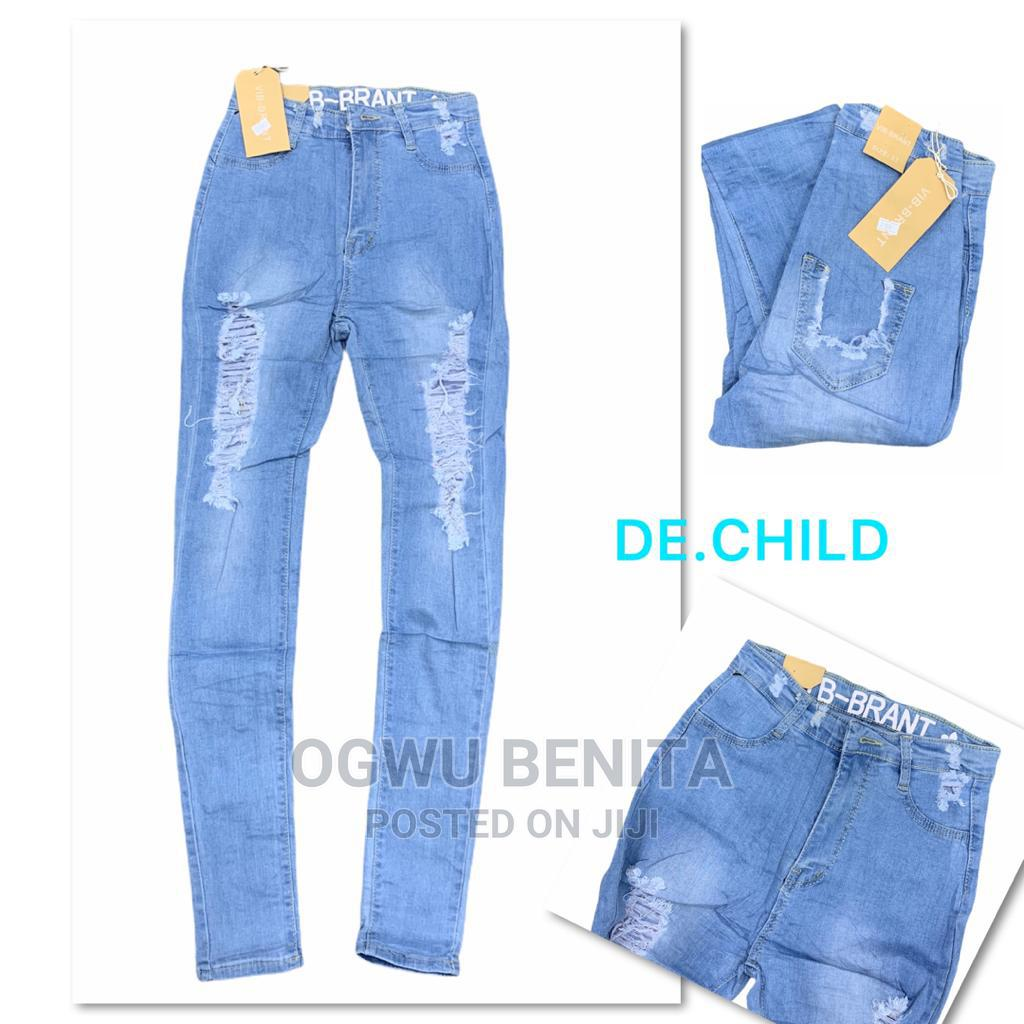 Archive: Jean Trousers