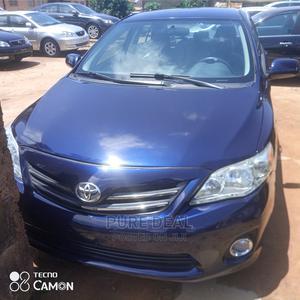Toyota Corolla 2013 Blue | Cars for sale in Enugu State, Enugu