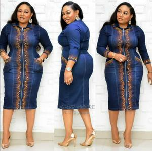 Jeans Gown Available | Clothing for sale in Lagos State, Lagos Island (Eko)