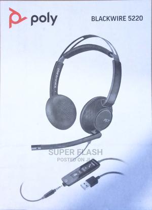 Plantronics Blackwire 5200 Series | Headphones for sale in Lagos State, Ikeja