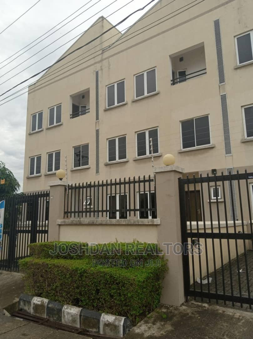 4bdrm Duplex in Victoria Island Extension for Rent
