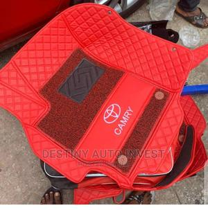 Original Leather Footmat for Toyota Camry and Other Vehicles | Vehicle Parts & Accessories for sale in Lagos State, Mushin