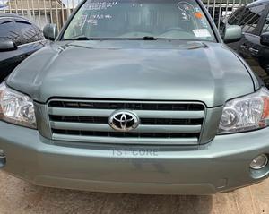 Toyota Highlander 2007 V6 Green | Cars for sale in Lagos State, Ojodu
