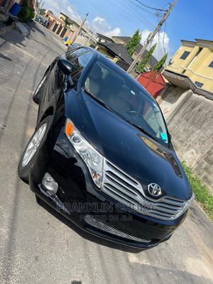 Toyota Venza 2010 V6 AWD Black   Cars for sale in Lagos State, Ojota