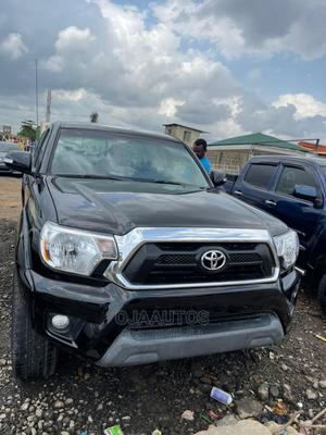 Toyota Tacoma 2015 Black   Cars for sale in Lagos State, Maryland