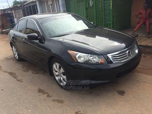 Honda Accord 2010 Sedan EX Black   Cars for sale in Lagos State, Ogba