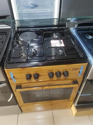 MAXI Gas Cooker 60BY60 3 BY 1 With Oven Grill 100%Copper | Kitchen Appliances for sale in Lagos State, Ojo