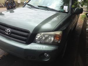 Toyota Highlander 2005 Limited V6 Green | Cars for sale in Lagos State, Ikeja