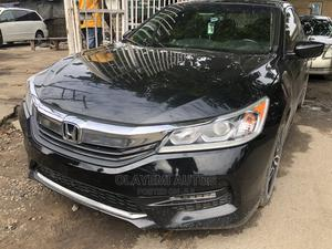 Honda Accord 2017 Black   Cars for sale in Lagos State, Surulere