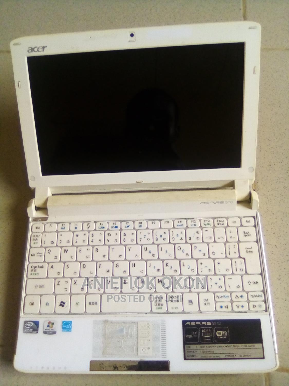 Archive: Laptop Acer Aspire 1 2GB Intel Atom HDD 250GB