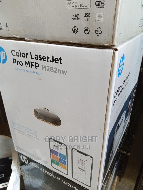 HP Color Laserjet PRO MFP   Printers & Scanners for sale in Ojo, Lagos State, Nigeria
