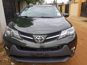 Toyota RAV4 2013 LE AWD (2.5L 4cyl 6A) Green | Cars for sale in Lagos State, Ojodu
