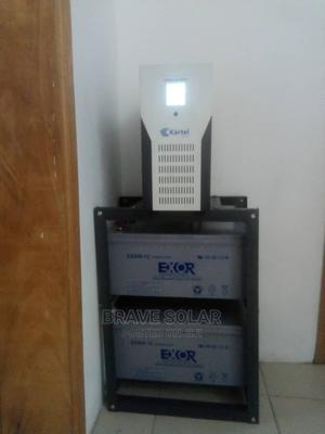 2.5kva Inverter and Battery   Solar Energy for sale in Lagos State, Ajah