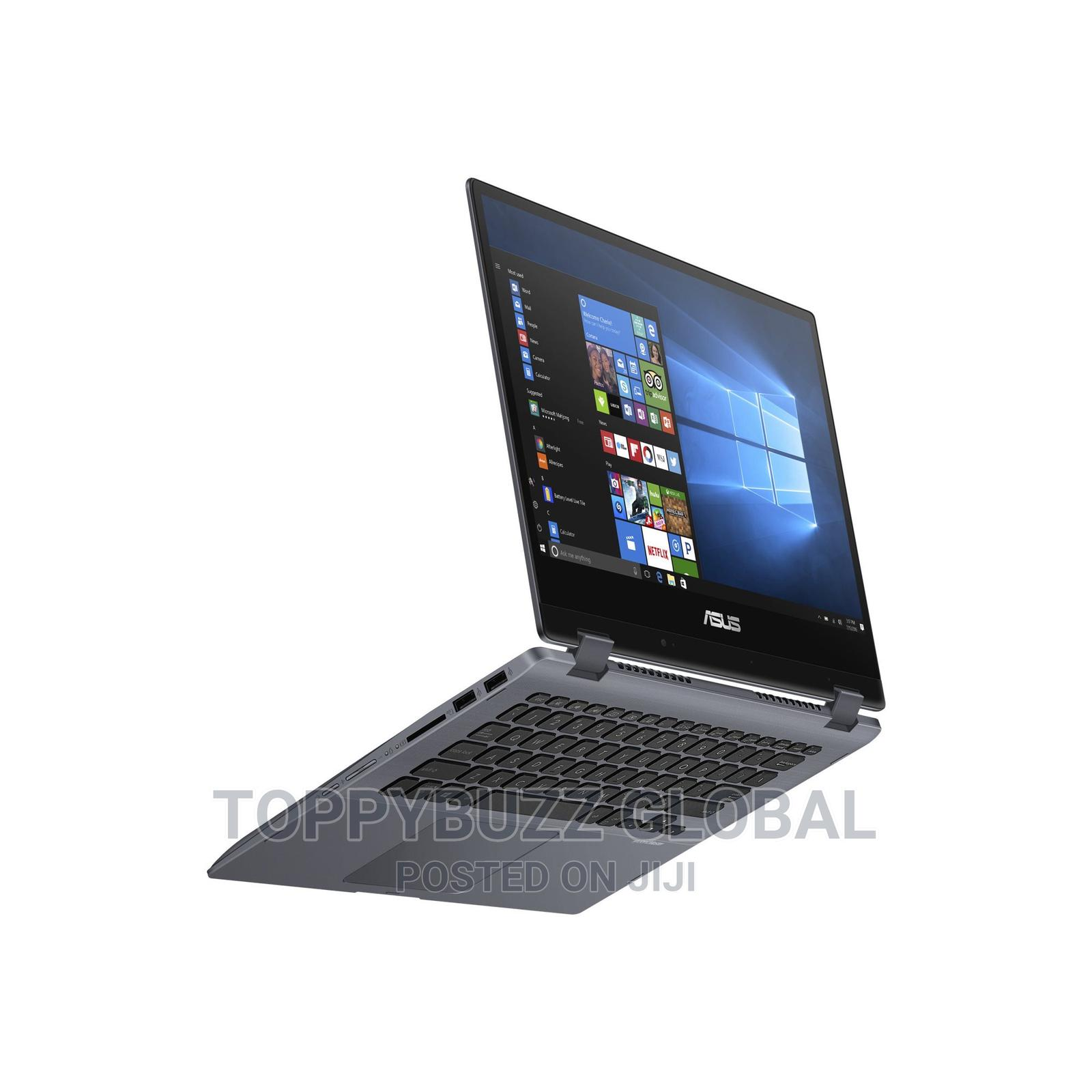 Archive: New Laptop Asus VivoBook Flip 14 TP412UA 4GB Intel Core I3 SSD 128GB