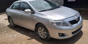 Toyota Corolla 2009 1.8 Advanced Gray | Cars for sale in Rivers State, Port-Harcourt
