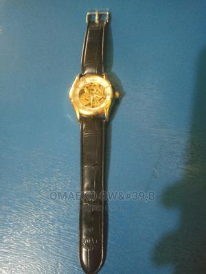 Skeleton Mechanical Wrist Watch   Watches for sale in Delta State, Warri