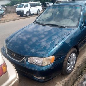 Toyota Corolla 2002 1.8 Sedan Automatic Blue | Cars for sale in Kwara State, Ilorin West