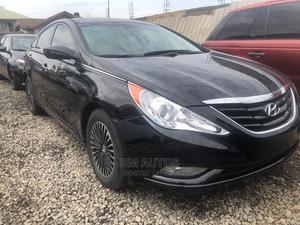 Hyundai Sonata 2014 Black | Cars for sale in Lagos State, Ojodu