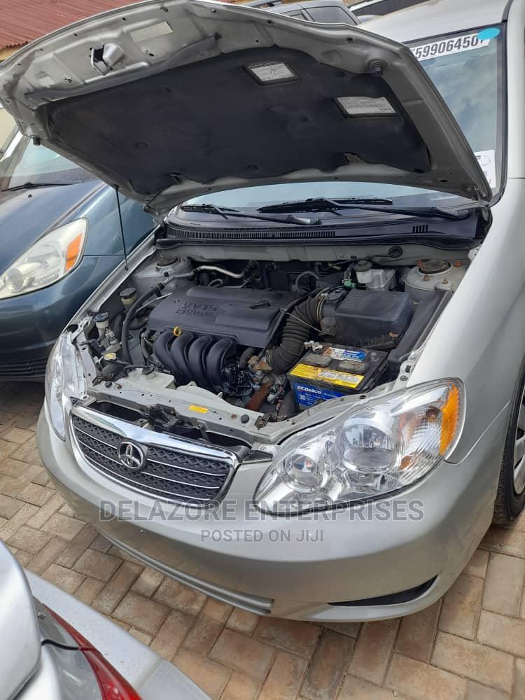 Toyota Corolla 2004 LE Silver | Cars for sale in Ilorin South, Kwara State, Nigeria