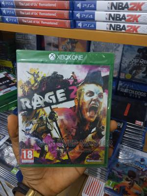 Xbox One-Xbox Series X Rage 2 | Video Games for sale in Lagos State, Ikeja