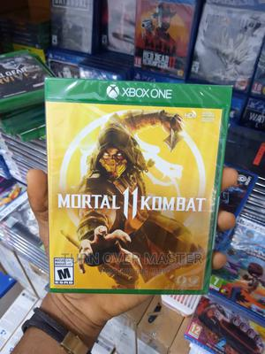 Xbox One-Xbox Series X Mortal Kombart 11   Video Games for sale in Lagos State, Ikeja