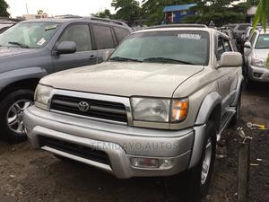 Toyota 4-Runner 2001 Beige | Cars for sale in Lagos State, Apapa