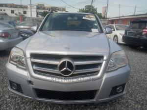 Mercedes-Benz GLK-Class 2012 350 4MATIC Silver   Cars for sale in Lagos State, Ojodu