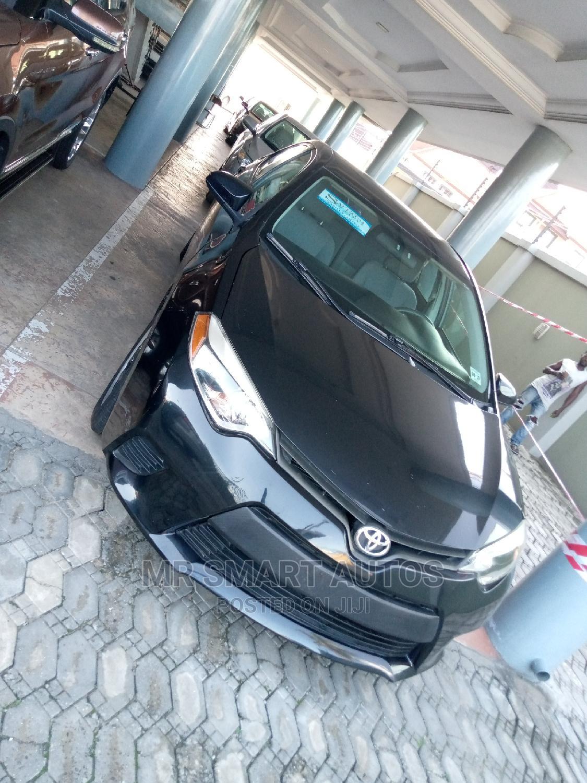 Toyota Corolla 2015 Black