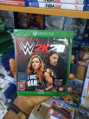 Xbox One-Xbox Series X Wwe2k20 | Video Games for sale in Lagos State, Ikeja