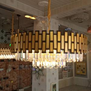 Luxury Crystal Chandelier Light   Home Accessories for sale in Lagos State, Ojo