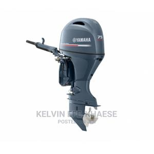 75hp Yamaha Outboard Boat Engines.Other Models Are Available   Watercraft & Boats for sale in Lagos State, Ojodu