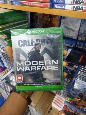Xbox One-Xbox Series X Call of Duty Modern Warfare   Video Games for sale in Lagos State, Ikeja