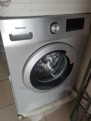 Hisense Washing Machine 10KG Automatic Washing and DRY | Home Appliances for sale in Lagos State, Magodo