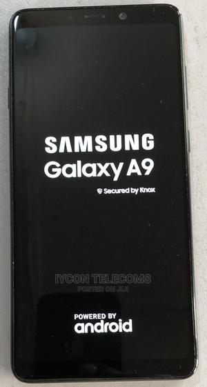 Samsung Galaxy A9 128 GB Black   Mobile Phones for sale in Lagos State, Mushin