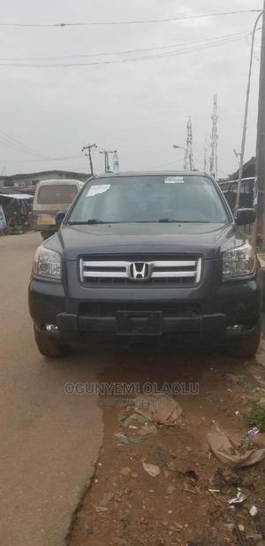 Honda Pilot 2007 EX 4x4 (3.5L 6cyl 5A) Gray   Cars for sale in Lagos State, Agege