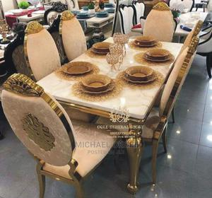 Royal Marble Dinning Set   Furniture for sale in Lagos State, Ojo