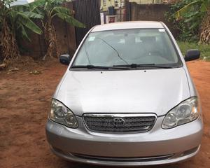 Toyota Corolla 2005 CE Silver   Cars for sale in Lagos State, Ikeja