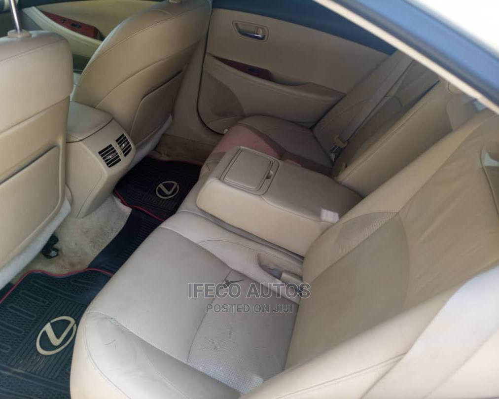 Lexus ES 2007 White   Cars for sale in Ikeja, Lagos State, Nigeria