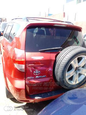 Toyota RAV4 2008 3.5 Sport Red | Cars for sale in Lagos State, Isolo