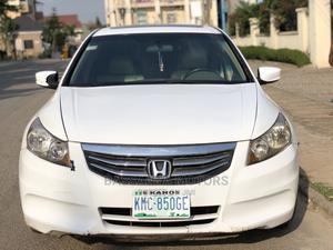 Honda Accord 2008 2.0i-Vtec Executive White   Cars for sale in Abuja (FCT) State, Gwarinpa