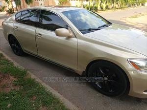 Lexus GS 2006 300 AWD Gold   Cars for sale in Abuja (FCT) State, Central Business Dis