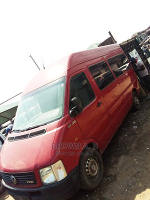 Volkswagen LT 2004 Red | Buses & Microbuses for sale in Lagos State, Surulere