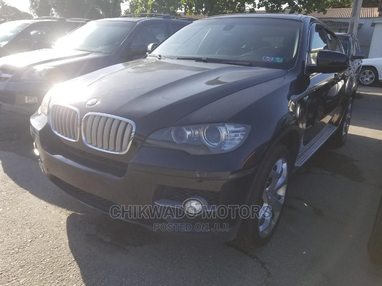 BMW X6 2010 xDrive40d Black