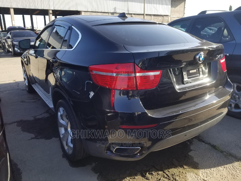 BMW X6 2010 xDrive40d Black   Cars for sale in Apapa, Lagos State, Nigeria