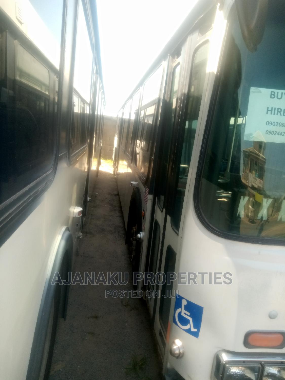 5 Units Of Luxurious Bus | Buses & Microbuses for sale in Ibeju, Lagos State, Nigeria