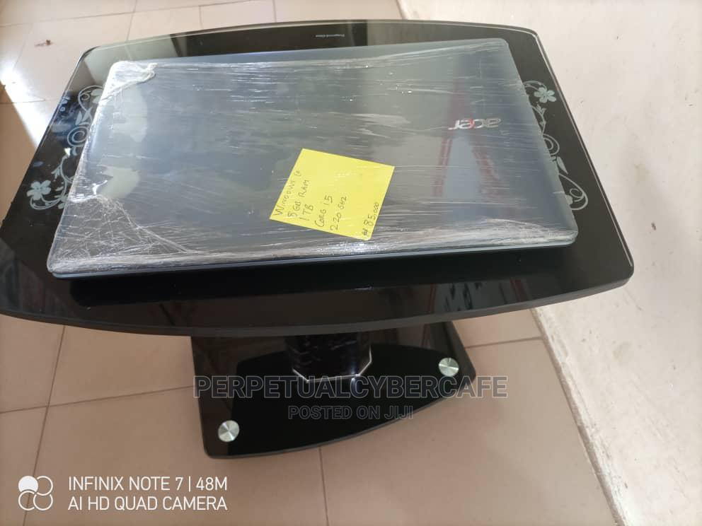 Archive: Laptop Acer Aspire E5-571g 8GB Intel Core I5 HDD 1T