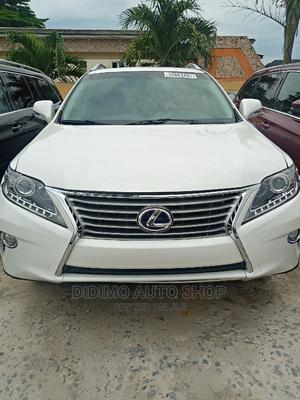 Lexus RX 2014 350 AWD White | Cars for sale in Lagos State, Ajah