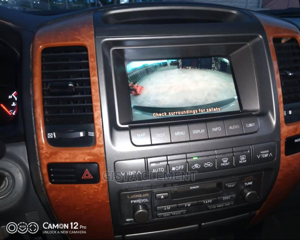 Archive: Lexus GX 2004 Silver