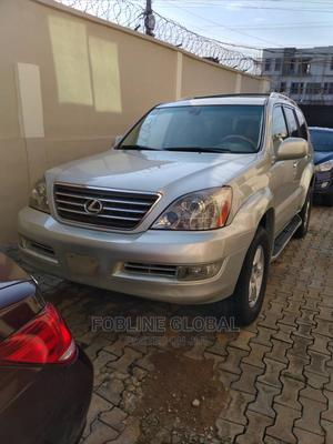 Lexus GX 2005 470 Sport Utility Silver | Cars for sale in Lagos State, Ikeja